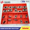 CNC van het Carbide Tussenvoegsels de van uitstekende kwaliteit voor Scherp Hulpmiddel