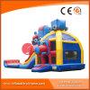 2017 juguetes inflables Castillo de salto con Slide (T3-312)