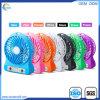 Multi Farbe bewegliches USB-Miniventilator-Shell-Plastikspritzen