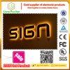 2016년 Hxz 3D & UV 저항하는 직업적인 유기 유리 LED 상업 광고 벽 편지 표시 중국제