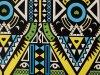 Кожа цветастого мешка PVC PU высокого качества 2017 декоративная (A853)