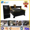 15mm 금속 또는 철 또는 구리 기계 1325 가격을 인하하는 주문을 받아서 만들어진 100A CNC 플라스마