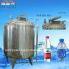 水処理のためのステンレス鋼水貯蔵タンク