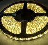 Luce di striscia gialla del LED