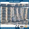 Material de construcción de la viga del estándar I de ASTM JIS