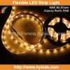 Nastro bianco caldo dell'indicatore luminoso della flessione SMD 5050 LED di colore (HY-SMD5050-30-WW)