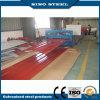 Лист Ral3000 Prepainted PPGI рифлёный стальной
