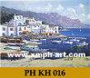 Pintura al óleo - paisaje (pH KH 016)
