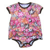 幼児スカートのロンパース