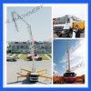 Maquinaria 8X4/10X4 da indústria da construção civil de Jl-61/68M caminhão montado caminhão da bomba concreta de 61m a de 68m