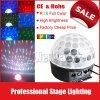 Luz mágica cristalina de la bola del LED para el disco (MXS-011)