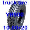 Pneu en gros de camion de Yb 900 (1000r20 1000 20 1000/20 1000-20 yb900)