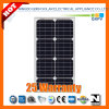 30W 156*156mono-Crystalline Sonnenkollektor