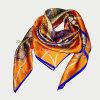 Новый шарф шелка способа