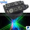 Indicatori luminosi del fascio laser del Spider Disco Di Spider delle teste di RGB 8 (SF-300E)
