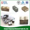 Alta calidad Diamond Segment Blade para Stone
