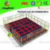 2014 heißer Verkaufs-große Kind-Trampoline/springendes Bett