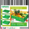 Het Vouwbare Plastic Krat van de groente en van het Fruit