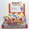 Het plastic Grappige Stuk speelgoed van de Zomer van de Ventilator van de Hand van de Clown