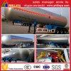 Gas-Transport-Tanker-Förderwagen-halb Schlussteil LPG-Behälter