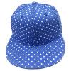 Бейсбольная кепка ткани способа флористическая с Snapback Sb1523