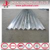 Z100 SGCC verdünnen Anzeigeinstrument-Stärke galvanisiertes gewelltes Stahlblech
