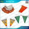 Indicateurs décoratifs de bruant de PVC de polyester (*NF11P02009)