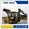 XCMG superiore 3ton 4WD Industrial Backhoe Wheel Loader Xt870