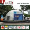 展覧会のための150のM2の測地線ドームの半分球のテント