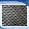 Aluminio excelente que perfora la perforación rectangular del espesor de 1.6m m perforada