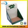 Vakje het van golfkarton van de Vertoning van het Document met het Vakje van de Gift van het Document van het Document van Kraftpapier