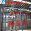 Macchina popolare d'acciaio di granigliatura di Haning dell'amo