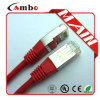 OEM/ODM 23/24AWG Stranded Copper Cat5e Patch Cord Made en China