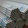 Nueva Foto de ERW galvanizado de tubos de acero