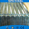 Hoja acanalada del material para techos del galvanizado de la INMERSIÓN caliente de SGCC
