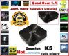Quarte Core Android TV Box K5 Wth Amlogics805 et Kodi