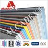 El panel de aluminio revestido del compuesto ACP del color doble de los lados