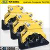 Compressor hidráulico da placa de vibração do desempenho perfeito para a máquina escavadora 9tons