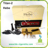 Sales 최신 Dry Herb 대륙간 탄도탄 2 Hebe Ecigarette Kit 2200mAh Adjustable Temperature Dry Herb Vaporizer, Wax, Tobacco Leaf Vapor Pen Ecigs.