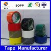 Adhesive de gran viscosidad Color Tape para Packing