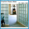 Blocco di vetro libero per Decroration, stanza da bagno, parete di vetro