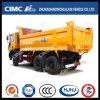 Genlyon Iveco 6 * 4 U-Type Box Dump Truck
