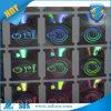 Etiquetas/etiqueta de la Anti-Falsificación/etiqueta de encargo del holograma