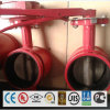Zink Coating Steel Pipe und Fitting für Fire Sprinkler System