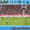 Использование знамени экрана периметра СИД футбольного стадиона Elnor P16 напольное