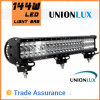 144W Auto LED Light Bar 25inch