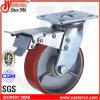 Hochleistungspolyurethan-Schwenker-Fußrollen-Rad