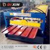 Telha de telhadura automática de Dixin que faz a máquina