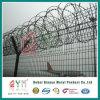 /Barbedワイヤー空港安全塀を囲うPVCによって塗られる電流を通された空港