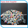 Crystal checo Beads Iron en Crystal Ab Stone para Sale
